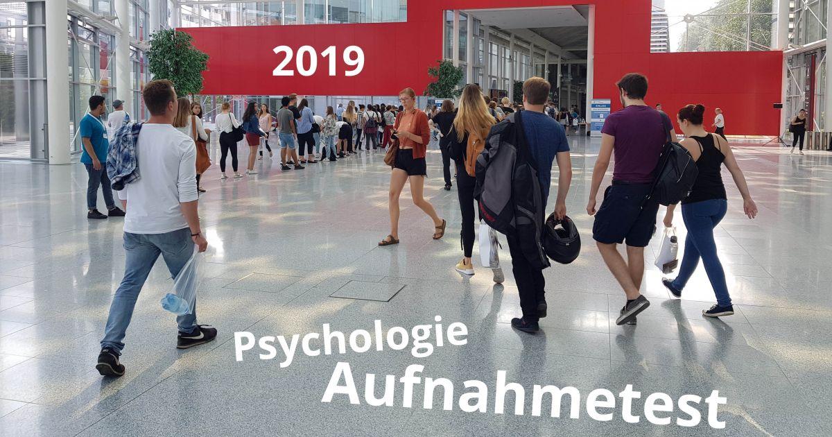 Erfahrungsbericht Psychologie Aufnahmeprüfung 2019 in Wien