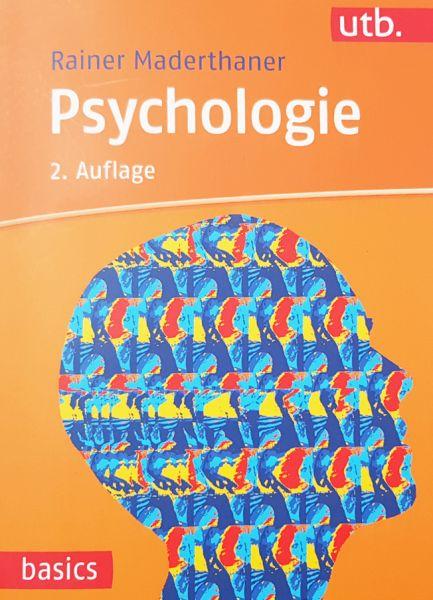 Psychologie von Rainer Maderthaner, 2. Auflage