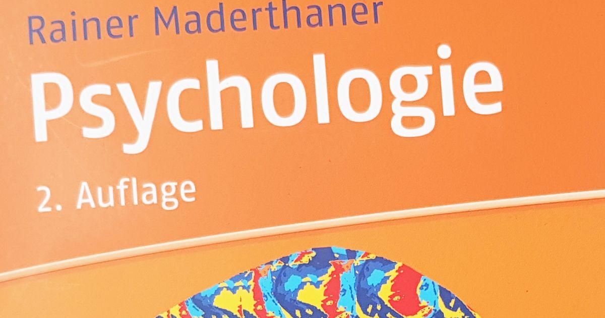 5c3220487d Psychologie Aufnahmetest 2019 - Teil 1 - Buch-Zusammenfassung zum Erfolg!